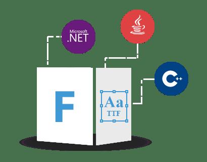Aspose.Font On Premise APIs